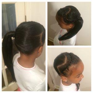 Mini Manes Hair