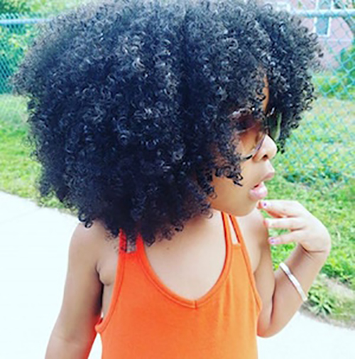 Afro - Hair Trends