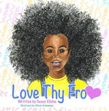 Love thy fro book