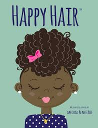 Happy hair book