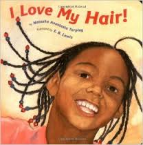 I love my hair book